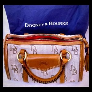 Downey & Bourke Signature Satchel